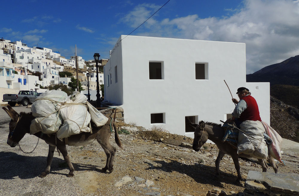 Small Cyclades Amorgos 15