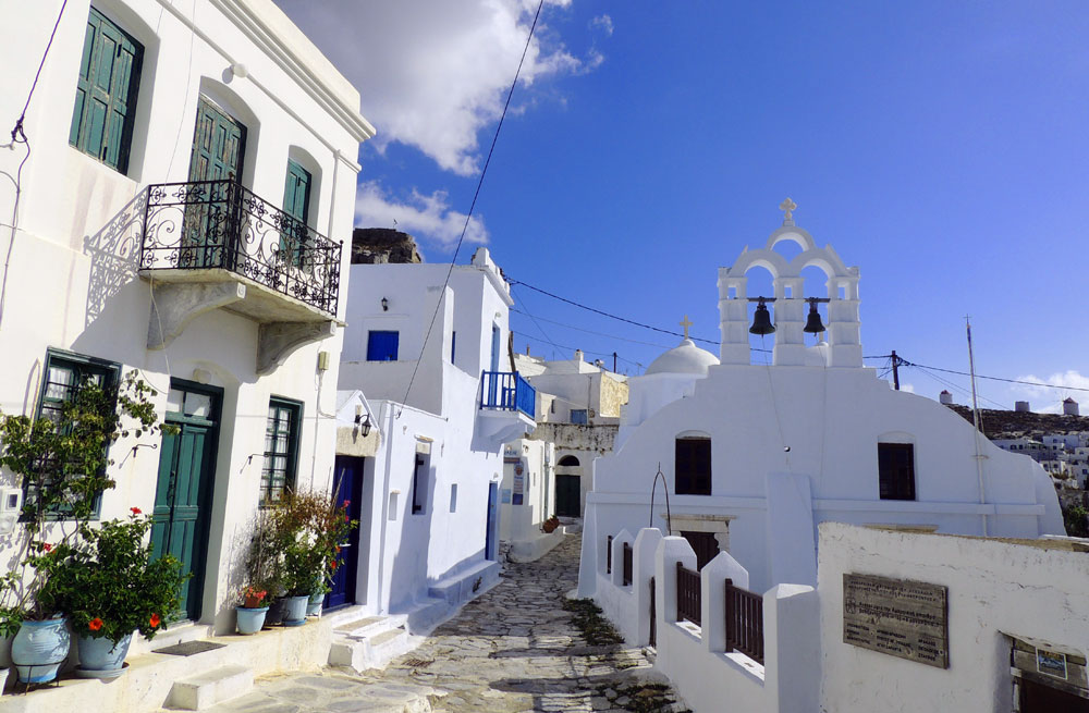 Small Cyclades Amorgos 5