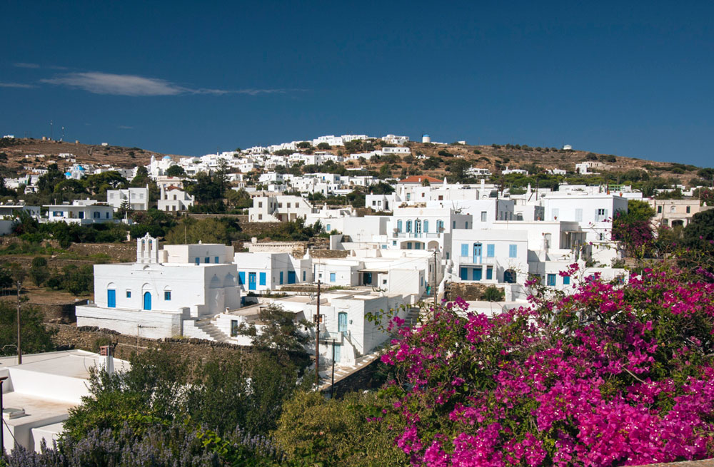 West Cyclades walking holiday 1