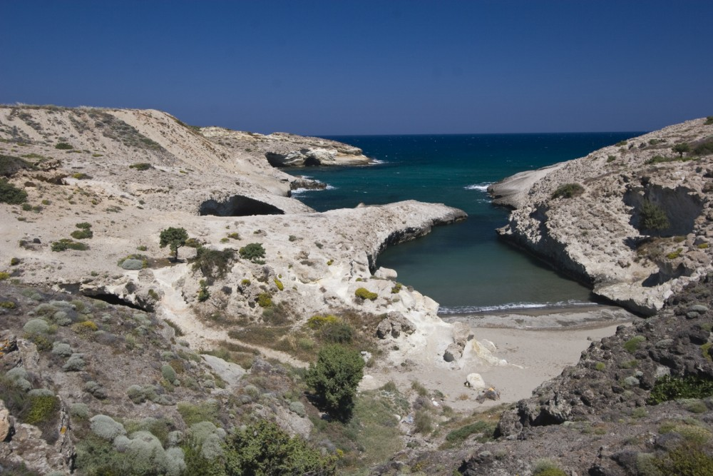 West Cyclades walking holiday