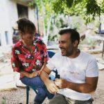 Lia & Simon, Greece