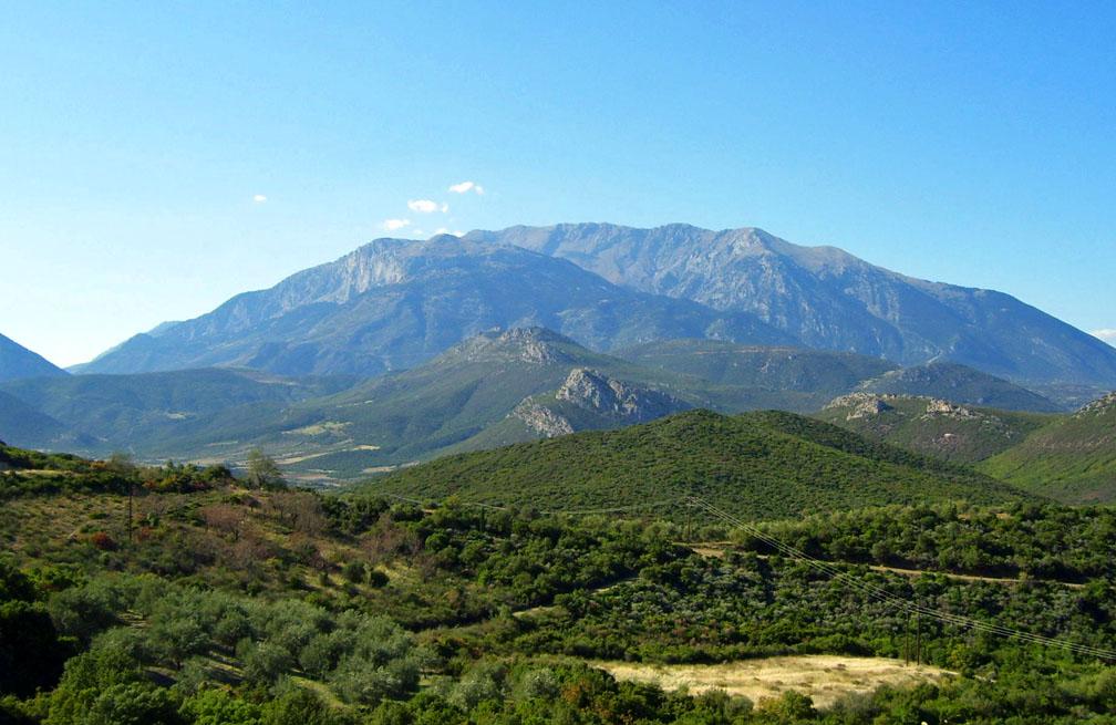 Delphi & Parnassos short break walking holiday