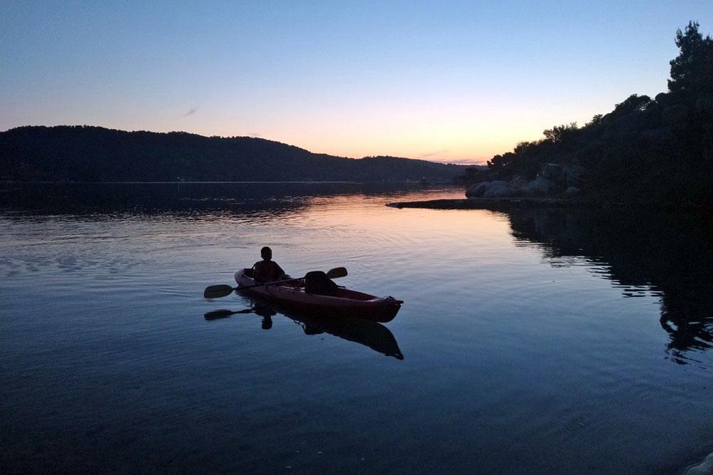 Ionian Islands Kayak, Hike & Wild Camp 15
