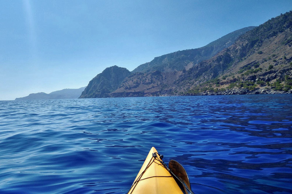 Ionian Islands Kayak, Hike & Wild Camp 16