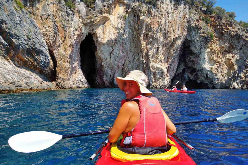 Ionian Islands Kayak, Hike & Wild Camp 18