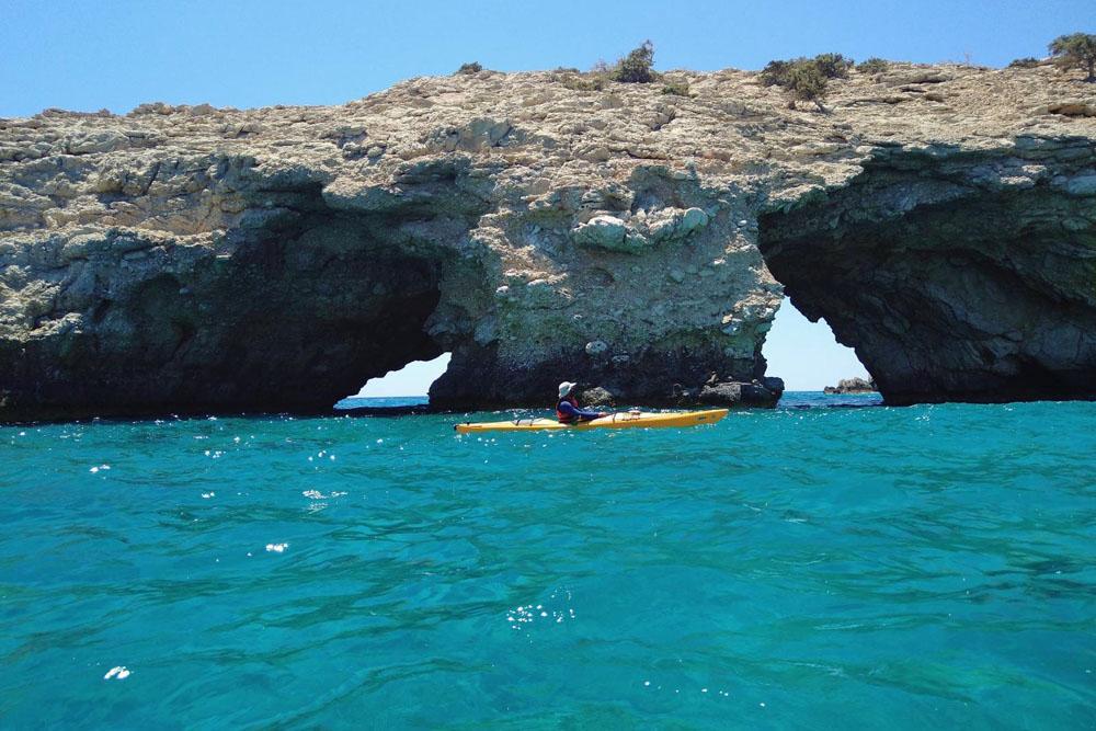 Ionian Islands Kayak, Hike & Wild Camp 20