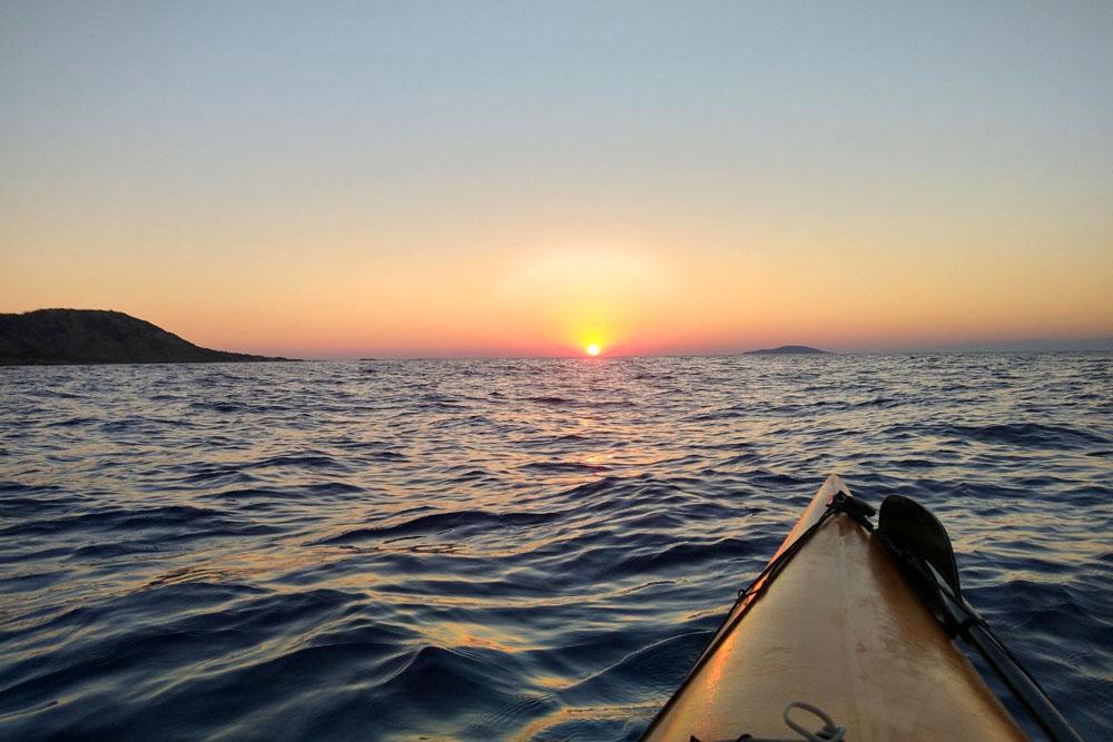 Ionian Islands Kayak, Hike & Wild Camp 21