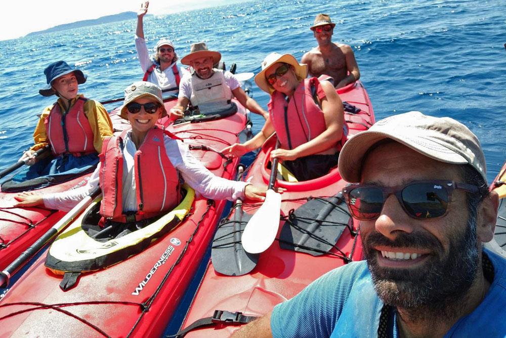 Ionian Islands Kayak, Hike & Wild Camp17