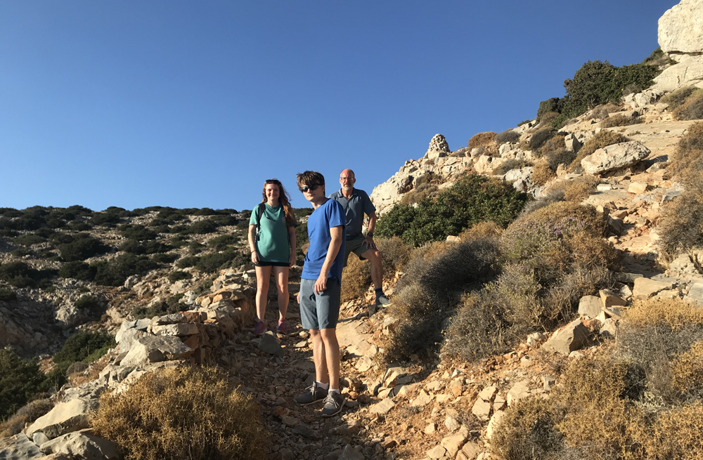 Cyclades multiactivity adventure holiday 21