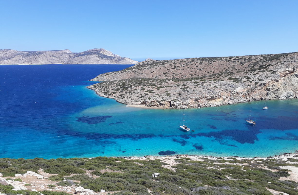 Cyclades multiactivity adventure holiday 22