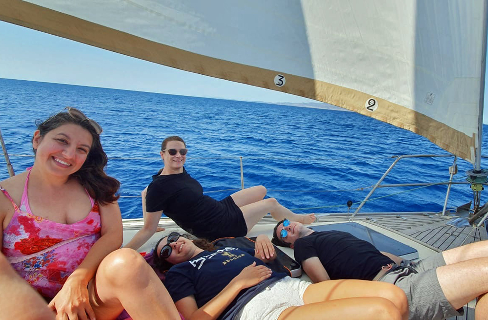 Cyclades multiactivity adventure holiday 30