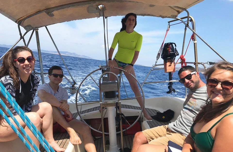 Cyclades multiactivity adventure holiday