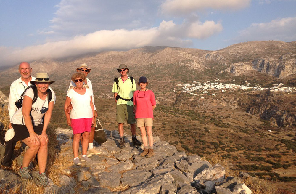 Cyclades multiactivity adventure holiday6