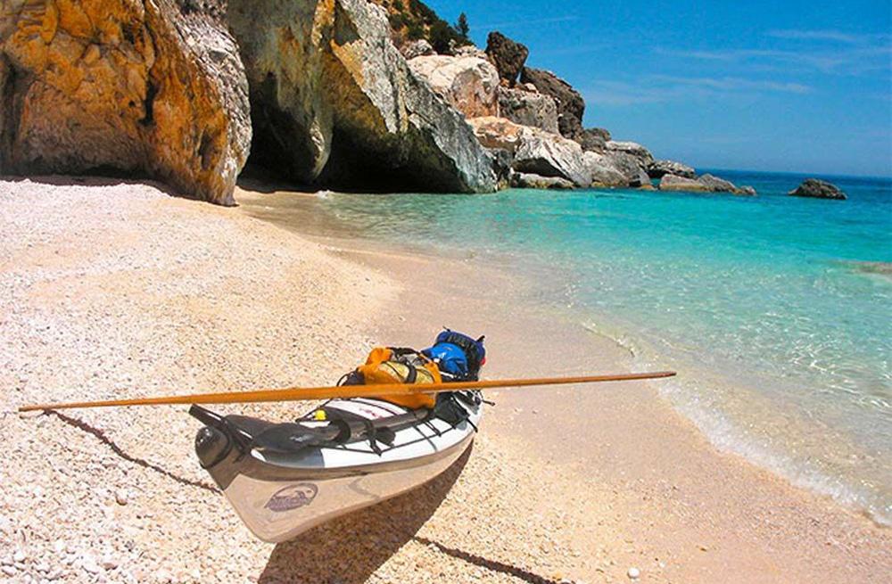 Ionian Islands Kayak, Hike & Wild Camp 1