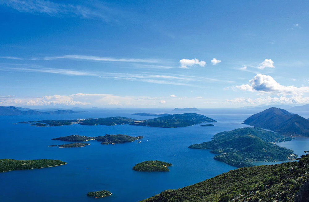 Ionian Islands Kayak, Hike & Wild Camp 2