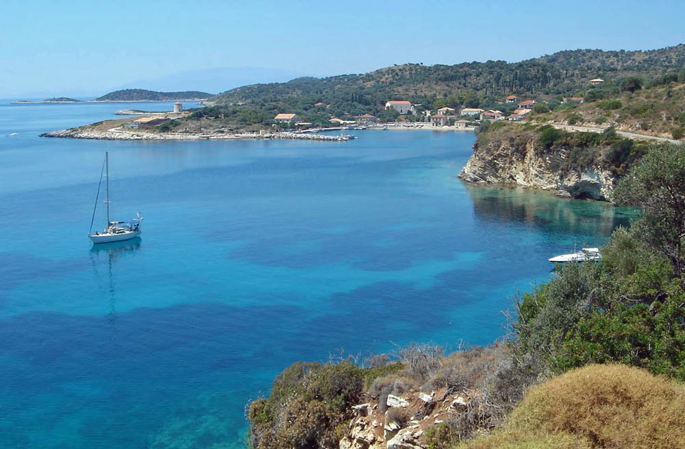 Ionian Islands Kayak, Hike & Wild Camp 7