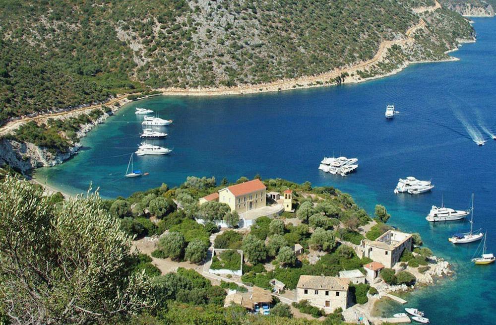 Ionian Islands Kayak, Hike & Wild Camp 8