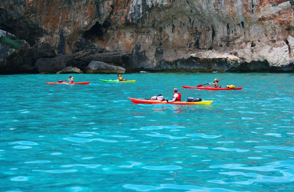 Ionian Islands Kayak, Hike & Wild Camp 9