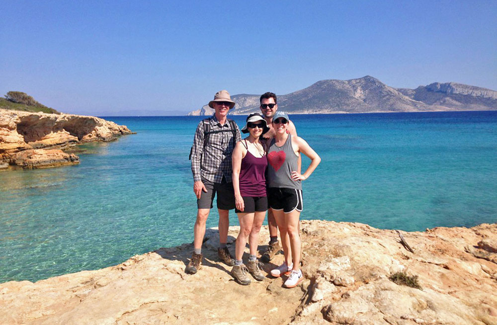 Cyclades wildlife sailing 2