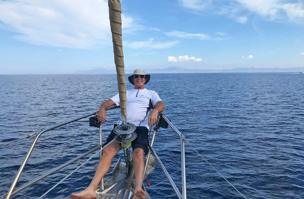 Cyclades wildlife sailing 8