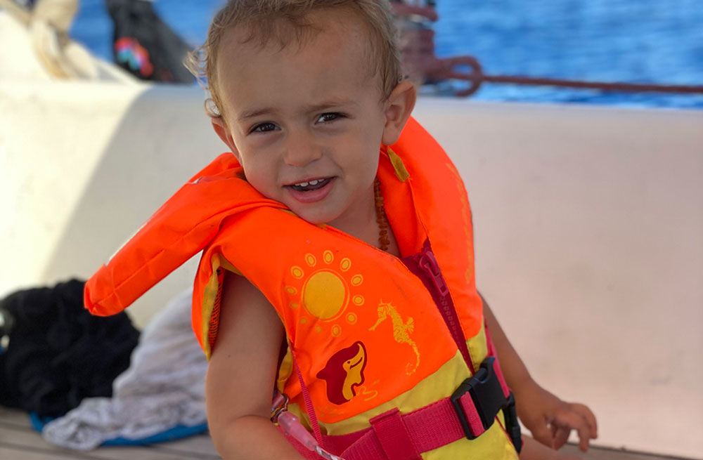 Cyclades wildlife sailing holiday 22