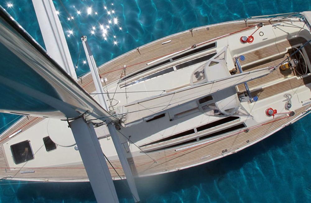 Cyclades wildlife sailing holiday 9